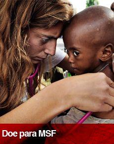Médicos Sem Fronteiras: Ajuda Humanitária