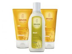 Just Landed: Weleda Holistic Haircare - Women's Health