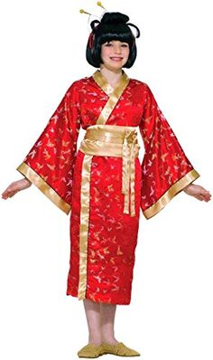 Forum Novelties Madame Butterfly Child Costume, Small * Check out the image by visiting the link.