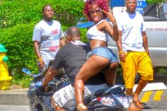 Black Bike Week 2014 Myrtle Beach Episode 1