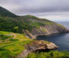 Beautiful Cape Breton, Canada