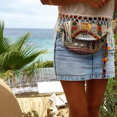 #myjewellery #sun #summer #ibiza #bum #bag #bumbag #summer