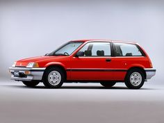 Honda Civic Hatchback (1983 – 1987).