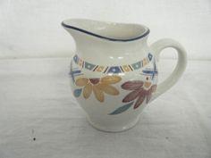 C4-Pottery-Staffordshire-Bolero-Milk-Jug-13x10-5cm-7D6A 60 kr Milk Jug, Pottery, Ebay, Ceramica, Pottery Pots, Ceramics, Ceramic Art