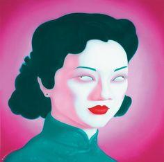 Feng Zheng Jie (b1968, Sichuan Province, China; based in South Korea)