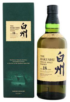 Hakushu 18 YO single Malt Japanse Whisky online kopen Nederland prijs
