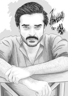 Hamza Abbasi.......by Awais Shahid