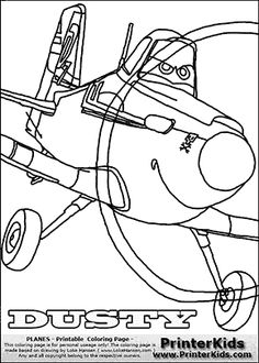 1000 images about coloring pages on pinterest disney for Pixar planes coloring pages