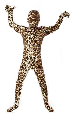 Leopard Morphsuit- morphsuits.com $34.99