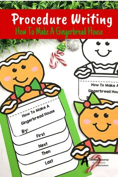 Looking for Christmas Literacy printables for kids? Check these gorgeous literacy centers for learning sight words, writing, spelling and more. Perfect worksheets for elementary school kids. Classroom Activities, Book Activities, Teaching Resources, Learning Through Play, Kids Learning, Literacy Programs, Literacy Centers, Christmas Crafts For Kids, Christmas Printables