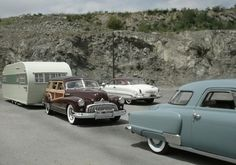 Spartanette trailer 1952