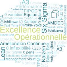 Lean Six Sigma - Excellence Opérationnelle