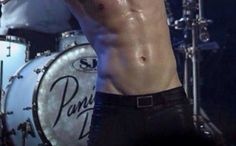 Brendon's torso IS ALL I NEED