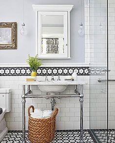Small Bathroom Backsplash Ideas Best Of 20 Pedestal Sink Backsplash Ideas to Ble. Small Bathroom B Bathroom Towel Storage, Diy Bathroom, Bathroom Tile Designs, Bathroom Renos, Bathroom Towels, Bathroom Lighting, Bathroom Ideas, Bathroom Remodeling, Bathroom Vintage