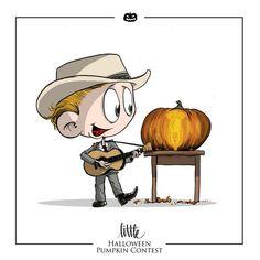Halloween pumpkin contest by Hash