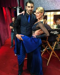 Nyle DiMarco and Peta Murgatroyd Worst Cooks In America, Peta Murgatroyd, Nyle Dimarco, Maksim Chmerkovskiy, Female Dancers, How I Met Your Mother, Dancing With The Stars, Celebs, Celebrities