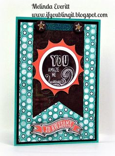 If You Bling It: Chalk It Up with The Stampers with an Attitude