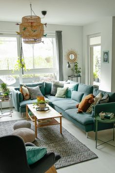 universal truth about the existence of a parent, the thing about the sofa - mrspolkadot Boho Living Room, Living Room Sofa, Home And Living, Living Room Decor, Bedroom Decor, Svalnäs Ikea, Ikea Soderhamn, Ikea Sofas, Home Decor Furniture