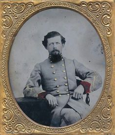 Unidentified Confederate Artillery Officer