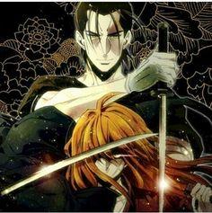 Kenshin Himura Vs Saito Hajime