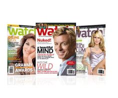 Geta Free 3 Year Subscription to CBS Watch Magazine - Free Product Samples