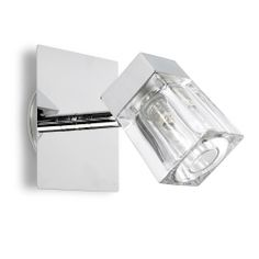 Modern Silver Chrome Ice Cube IP44 Wall / Ceiling Light Spotlight by MiniSun, http://www.amazon.co.uk/dp/B00B722ULW/ref=cm_sw_r_pi_dp_XmnNsb0VPP877