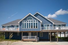 Sandbridge Realty - Hang Ten Property Page