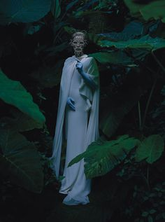 More Proof That Tilda Swinton Is Actually An Alien Sent From Outer Space