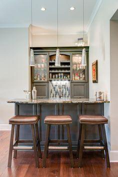Basement Renovations, Home Renovation, Home Remodeling, Kitchen Remodeling, Basement Bar Designs, Home Bar Designs, Basement Ideas, Modern Basement, Basement Plans