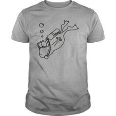 Awesome Tee Diving Frog aa slim fit tee women lavender  Shirt Scuba Diving Shirt Shirts & Tees
