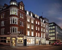Residential design / development firm Lutti has won planning permission fora £mixed-use scheme with eight apartments onGreat Portland Street, W1.