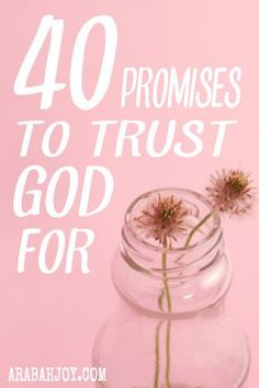 Take the Trust Without Borders Experiment and see what happens when you amen the promises of God for 40 days! {Click over for FREE promises printable and a simple technique for using them}
