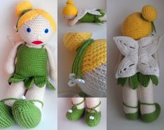 Crochet Pattern For Doll Sling : Crochet Animals on Pinterest Crochet World, Amigurumi ...