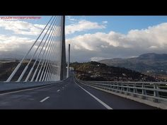(English) Bridge/viaduct of Corgo river crossing. A4 motorway. Vila Real, Portugal. 2796m x 300m x 28m. _ (Português) Travessia da ponte/viaduto do rio Corgo. Autoestrada A4. Vila Real, Portugal. 2796m x 300m x 28m. _ (Français) Traversée du pont/viaduc​ du fleuve Corgo. Autoroute A4, Vila Real, Portugal. 2796m x 300m x 28m. _ (Español) Travesía de la puente/viaducto del río Corgo. Autopista A4. Vila Real, Portugal. 2796m x 300m x 28m.