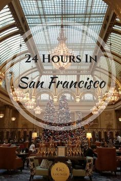 We did it! 24 hours of fun in San Francisco!