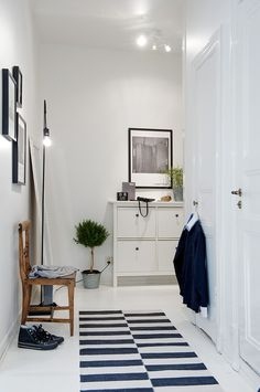 Un piso de entretiempo | La Garbatella: blog de decoración de estilo nórdico, DIY, diseño y cosas bonitas.