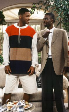 Block-Air from Will Smith's Craziest Looks on The Fresh-Prince of Bel-Air