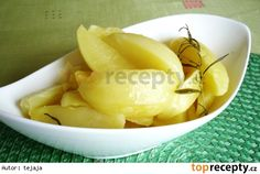 Brambory v mikrovlnce s rozmarýnem Honeydew, Cantaloupe, Krabi, Cheese, Fruit, Food, Honeydew Melon, Essen, Yemek