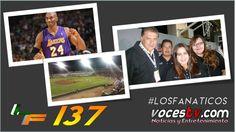 #LOSFANATICOS 137 @VOCESTV_1