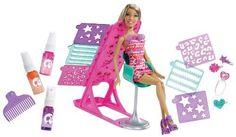 Barbie Hairtastic Color and Design Salon Nikki Doll by Barbie Barbie http://www.amazon.it/dp/B00VEYL9QK/ref=cm_sw_r_pi_dp_PA4Uwb1V1SJR9