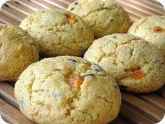 Receitas da Filipa: Cookies de dióspiro e chocolate