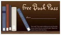 Free book pass
