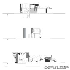 CORFONE+PARTNERS - Sections - BA2 HOUSE
