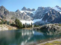 Lake Ann, Mt Baker Wilderness, Washington