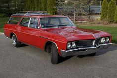 1967 Buick Sport Wagon for sale #1648478 | Hemmings Motor News