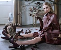 New Mulberry AW13 Campaign