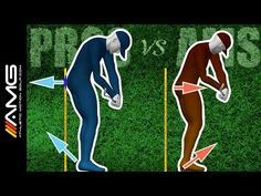 Golf Swing Early Extension: Pros vs Ams - YouTube