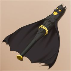 Image result for is there a batman that uses baseball bats