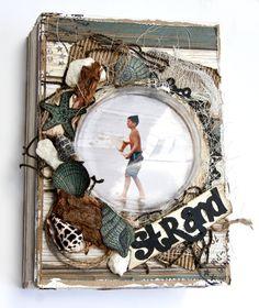 460.440.170 Dutch Doobadoo MDF Treasure Album