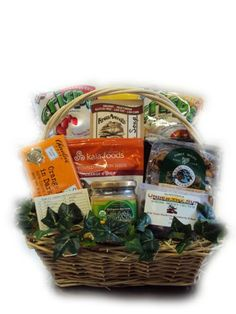 Gift Baskets - Pin it :-) Follow us, CLICK IMAGE TWICE for Pricing and Info . SEE A LARGER SELECTION of gift baskets at http://azgiftideas.com/product-category/gift-baskets/ - gift ideas , gift set -  Get Well Healthy Gift Basket